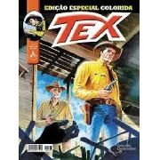 Revista Hq Gibi Tex Especial Colorida 07 Raptores De Criança