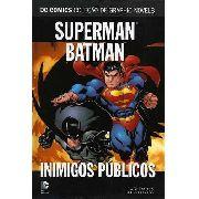 Superman & Batman - Inimigos Públicos Dc Comics