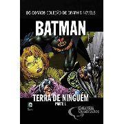 Batman -terra De Ninguém - Parte 1. Coleção Dc Graphic N.