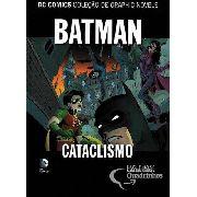 Batman Terra De Ninguém Coleção Dc Graphic Novels - Cataclismo Parte 0