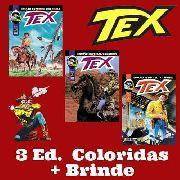 kit 3 Hq Gibi Tex Especial Colorida Histórias Completas