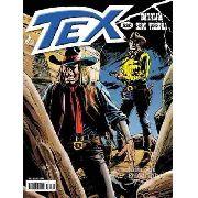 Revista Hq Gibi - Tex Mensal 530 - Batalha Sem Trégua