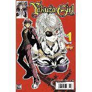 Revista Hq Mangá - Yakuza Girl N° 01