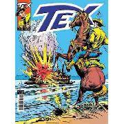 Revista Hq Gibi - Tex Coleção 328 - Os Irmãos Dinamite