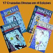 17 Palavras Cruzadas Diretas Coquetel Em 4 Edições