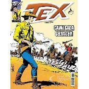 Hq Gibi - Tex Coleção 332 - Cavalgada Selvagem