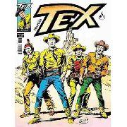 Revista Hq Gibi - Tex Coleção 334