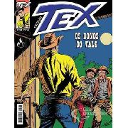 Hq Gibi - Tex Coleção 343
