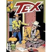 Hq Gibi - Tex Coleção 348