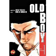 Revista Hq Mangá - Old Boy N° 1