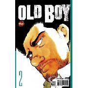 Revista Hq Mangá - Old Boy N° 2