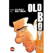 Revista Hq Mangá - Old Boy N° 4