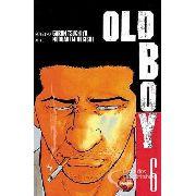 Revista Hq Mangá - Old Boy N° 6
