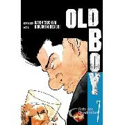 Revista Hq Mangá - Old Boy N° 7
