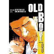 Revista Hq Mangá - Old Boy N° 8 - Edição Final