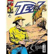 Revista Hq Gibi - Tex Coleção 356