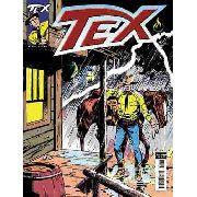 Revista Hq Gibi - Tex Coleção 354