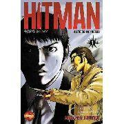Revista Hq Mangá - Hitman - Matador Por Acaso N° 1