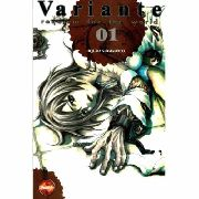 Revista Hq Mangá - Variante Requiem For The World N° 1
