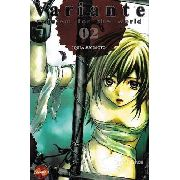 Revista Hq Mangá - Variante Requiem For The Word N° 2