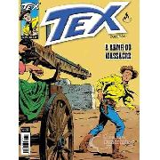 Revista Hq Gibi - Tex Coleção 374