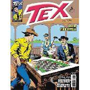 Revista Hq Gibi - Tex Coleção 376