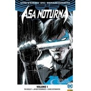 Hq Universo DC Renascimento - Asa Noturna n° 1