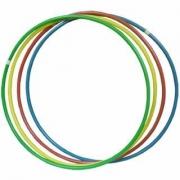 Bambolês Kit C/ 12 Unid. Arcos Plásticos coloridos Ginástica