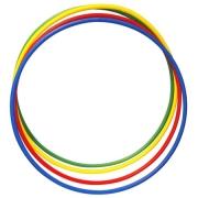 Bamboles Kit C/ 6 Unid. Arcos Plasticos Coloridos Ginastica