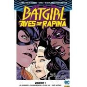 Batgirl e As Aves de Rapina n° 1