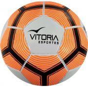 Bola Futebol De Campo Oficial Vitoria Costurada A Mão Mx600