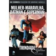 Coleção de Graphic Novels n° 21 - Mulher-Maravilha, Batman e Superman: Trindade