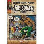 Coleção Marvel Terror - O Lobisomem Ataca
