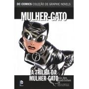 DC Comics - Coleção de Graphic Novels n° 23 - Mulher Gato: A Trilha da Mulher-Gato