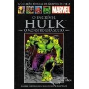 Graphic Novels Marvel - Clássicos n° 11 - O incrivel Hulk o monstro esta solto
