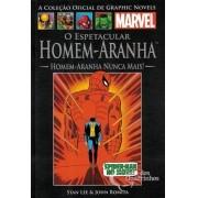 Graphic Novels Marvel - Clássicos n° 6 - Homem-Aranha Nunca Mais!