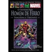 Graphic Novels Marvel - Clássicos n° 7 - O Invencível Homem de Ferro - Tragédia e Triunfo