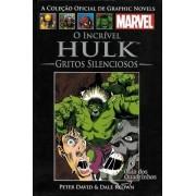 Graphic Novels Marvel n° 11 - O incrível Hulk - Gritos silenciosos