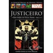 Graphic Novels Marvel n° 19 - Justiceiro bem-vindo de volta, Frank - parte 2