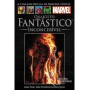 Graphic Novels Marvel n° 30 - Quarteto Fantastico inconcebível