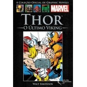 Graphic Novels Marvel  n° 5 - Thor O Ultimo Viking