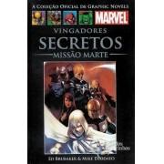 Graphic Novels Marvel n° 62 - Vingadores secretos missão marte