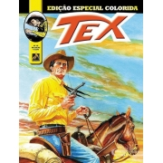 Hq Gibi Tex Especial Colorida 13 - Chumbo E Ouro