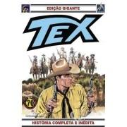Hq Gibi - Tex Gigante 33 História Completa E Inédita
