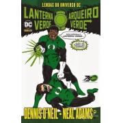 Hq Lendas Universo Dc Lanterna Verde & Arqueiro Verde N° 3