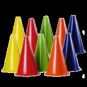 Kit 10 Cones 24 Cm Treinamento Funcional