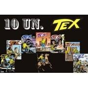 Kit 10 Hqs Gibi Tex Mensal, Coleção Ou Almanaque