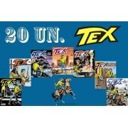 Kit 20 Hqs Gibi Tex Mensal, Coleção Ou Almanaque
