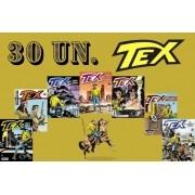 Kit 30 Hqs Gibi Tex Mensal, Coleção Ou Almanaque