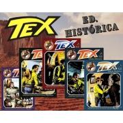 Kit 5 Hqs Gibi Tex Edição Histórica A Escolher